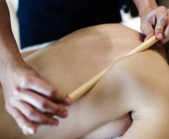 Masajul cu bete din bambus- Benefic pentru organism